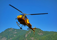 2014-09-14 - North Shore Rescue - Lynn Lake search