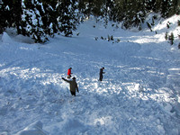 2013-01-19 - North Shore Rescue - Avalanche Awareness Days (Seymour)
