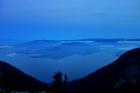 Howe Sound at first light