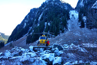 2014-01-04 - North Shore Rescue - Tom Billings Searches - Hanes, Crown, Lynn