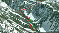 2014-07-13 - North Shore Rescue - Crown Creek Search - Google Earth 3d search