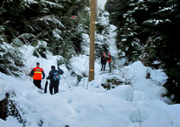 2013-01-13 - North Shore Rescue - Brewis-Powerline search